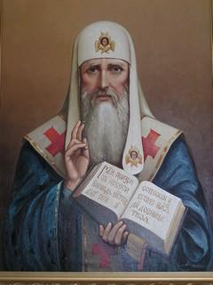 Святитель Алексий Московский – небесный покровитель Самары