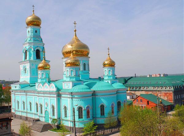 Сызрань. Казанский кафедральный собор
