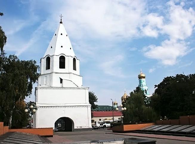 Сызрань. Кремль – Спасская башня