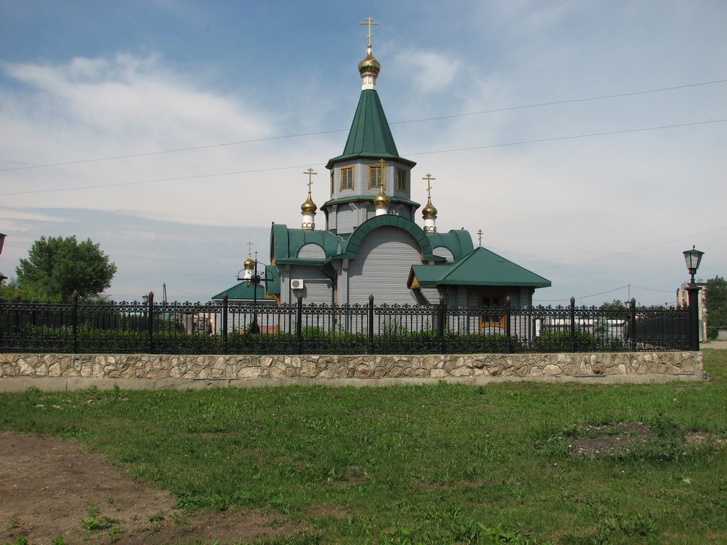 Сызрань. Успенская церковь