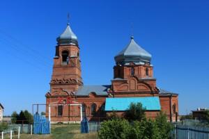 Церковь Казанской иконы Божией Матери в селе Бинарадка