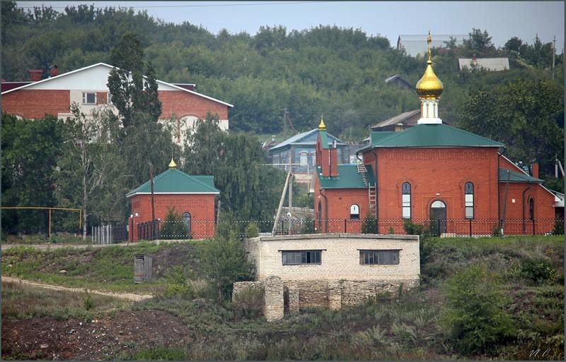 Церковь Николая Чудотворца село Печерское