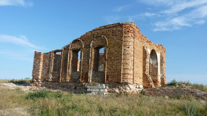 Церковь Покрова Пресвятой Богородицы и Василия Великого - Переволоки