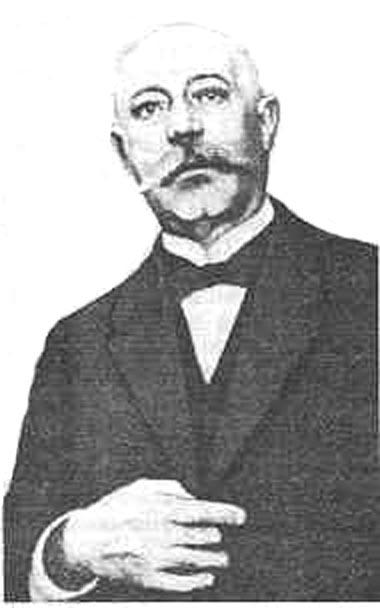 Михаил Васильевич Асеев