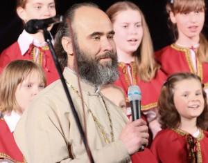 Светлый вечер с протоиереем Сергием Диким (29.03.2015)