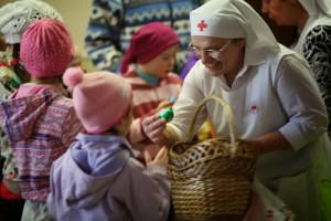 фото диакона Андрея РАДКЕВИЧА, easter.miloserdie.ru
