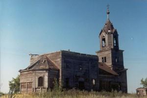 Церковь Михаила Архангела (село Павловка)