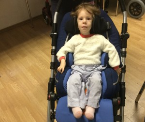 Реабилитация для Полины
