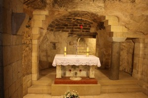 Дом Марии в Назарете