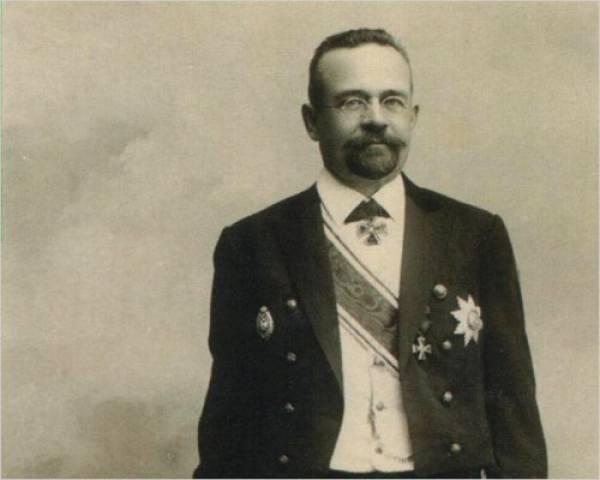 Иван Иванович Крафт