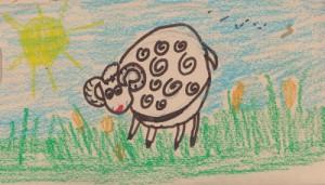 Выставка «Нарисуй мне барашка!»
