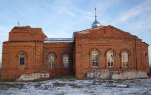 Рождественская церковь (село Степная Шентала́)