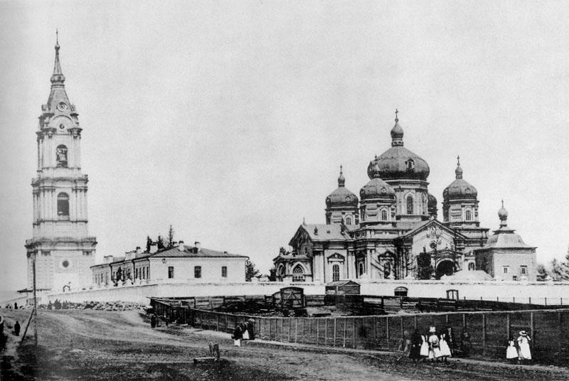 Вознесенский монастырь в Ирукутске