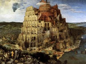 Питер Брейгель старший, Вавилонская башня, (1563)