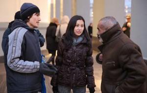 Группа помощи бездомным движения «Даниловцы»