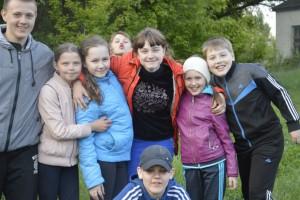 Спортивно-воспитательный лагерь для детей