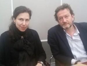 Светлый вечер с Аркадием Левиным и Ирмой Комладзе (02.05.2015)