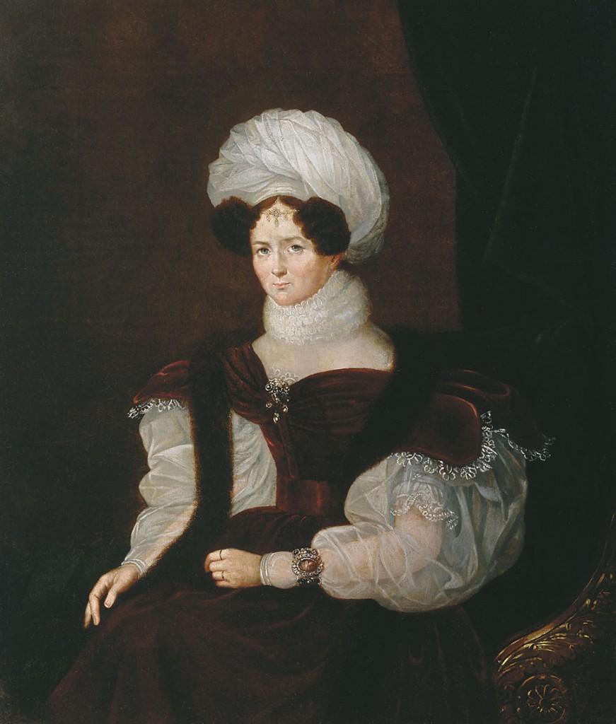 Татьяна Васильевна Голицына