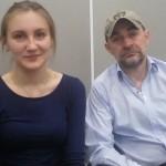 Голомазов Сергей, Петрено Марина 1