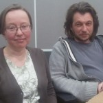 Юлия Данилова, Владимир Ломов 1