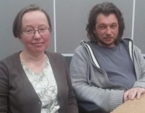 Светлый вечер с Юлией Даниловой и Владимиром Ломовым (11.06.2015)