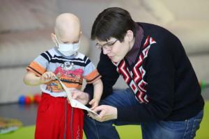 Волонтерская помощь детской больнице имени Дмитрия Рогачева