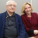 Любимов Борис и Ольга1