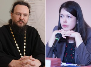 Жосул Елена, прот. Павел Великанов