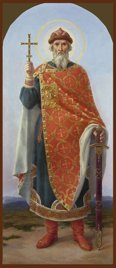 Владимир - креститель Руси