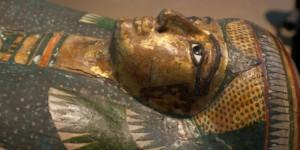 Евангелие, найденное в египетской мумии