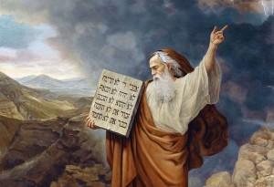 Тайны Библии: Моисей – автор Пятикнижия.