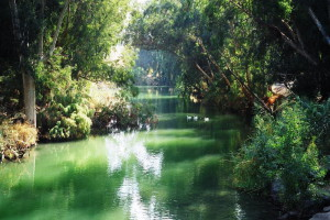 Тайны Библии: Место Крещения Господня.