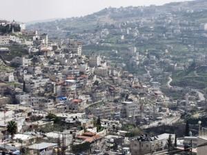 Как в Палестине хоронили распятых