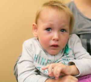 Реабилитация для малышки Серафимы