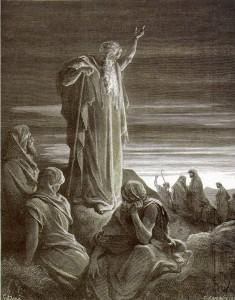 Пророчество Иезекииля о разрушении Тира