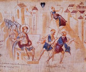 Тайны Библии: Завоевание Гая.