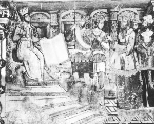 Конюшни царя Соломона в Мегиддо