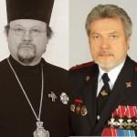 прот. Геннадий Героев и Алексей Новгородов
