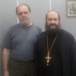 прот. Вадим Маркин и Александр Ткаченко 1