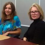 Анна Алиева, Юлия Назарова 2-1