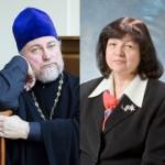 о.Петр Коломейцев, Ирина Мошкова