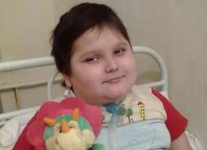 Обследование для Кирилла с синдромом Ундины