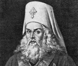 Митрополит Платон (Петр Левшин)