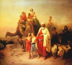 Верблюды во времена пророка Авраама