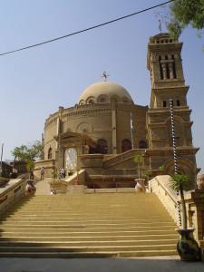 Монастырь святого Георгия в Каире