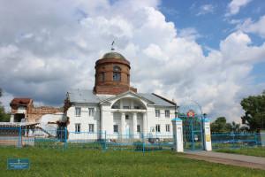 Александровск. Спасо-Преображенский храм