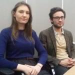 Алена Маркович и Игорь Рябец1