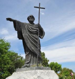 Апостол Андрей Первозванный и Крым