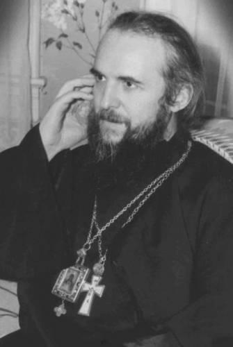 Архиепископ иоанн шаховской стихи