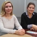 Елена Сипягина, Ольга Кудрявцева1